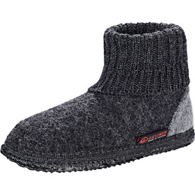 Giesswein Kramsach Pantoffels Kinderen, night grey